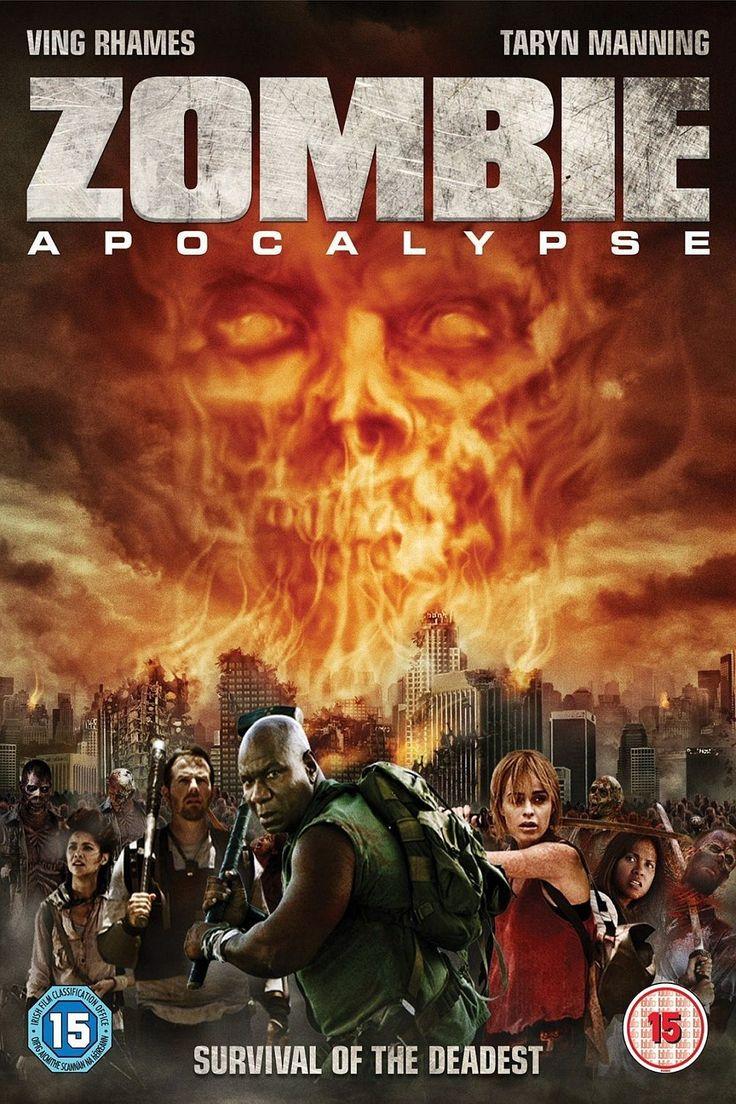 Zombie Apocalypse 2011 Movie Review