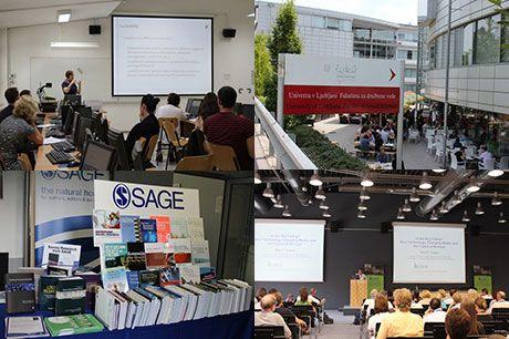 5. Konferenz der European Survey Research Association (ESRA) in Ljubljana, Slovenien, 15.–19. Juli 2013 by Sigrid Haunberger
