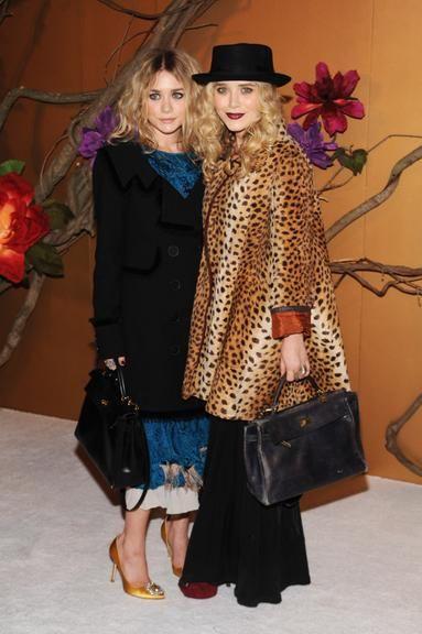 Casaco e blazer animal print são opções fashionistas para os dias frios