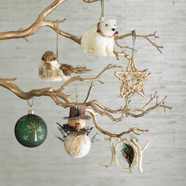 natural christmas decorations - Bing Images