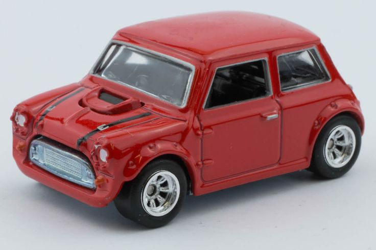 The Italian Job - Morris Mini – Modelmatic