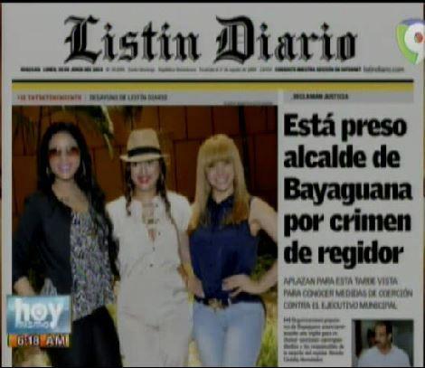 Portadas De Los Periódicos El Día De Hoy #Video