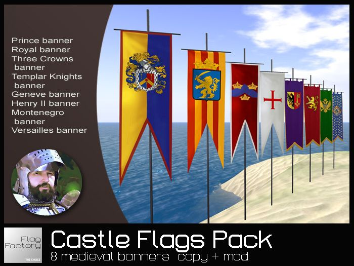 promotional flags banners