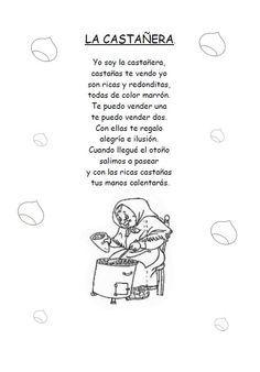 poema de la castañera - Buscar con Google