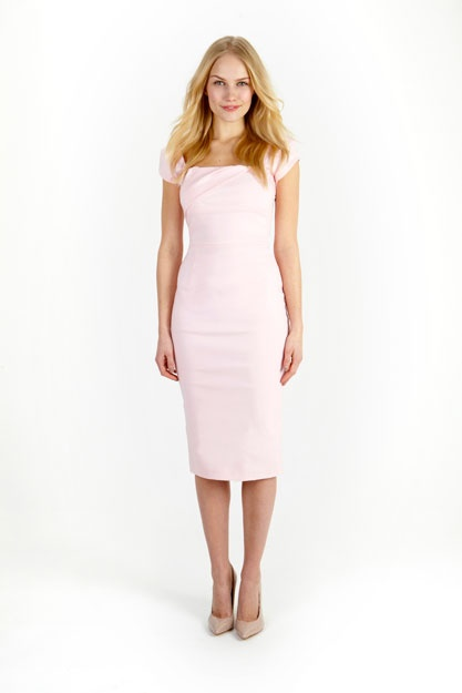 Spring Summer 2013 Collection | The Pretty Dress Company Naples Rose Pencil Dress £99.00