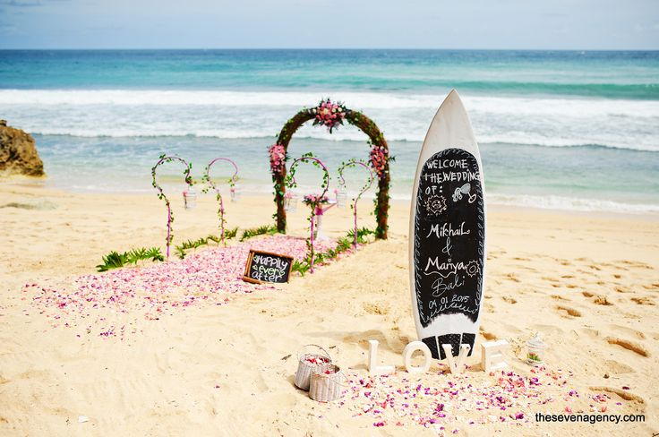 #baliwedding #beachweddings #Bali