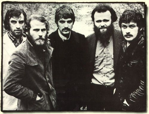 The Band!  That's what they were called.  Fantastic musicians producing classic music.