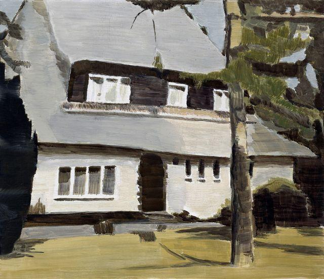 Luc Tuymans, 'Villa,' 1992