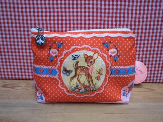 Cotton Candy Makeup bag Sweat Deer uit Toilettassen en etuis online bestellen bij Bij-jet.nl