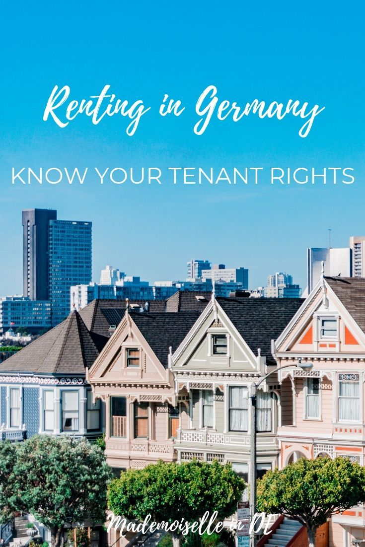 Know Your Rental Contract And Tenant Rights In Germany Germany Germany Travel Destinations Houses In Germany