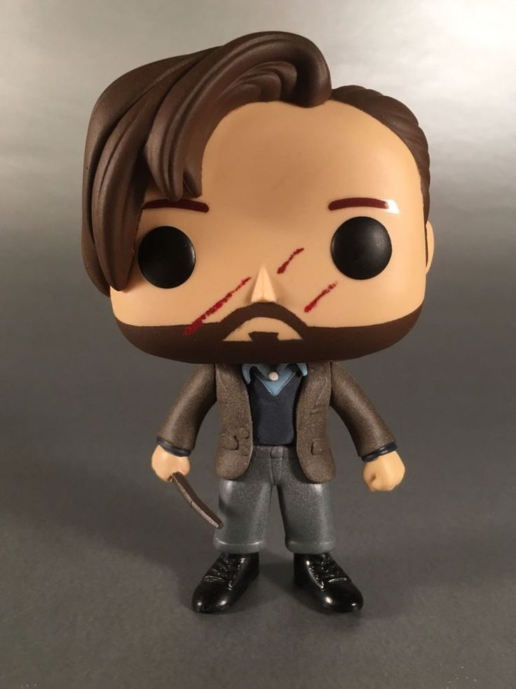 Professor Remus Lupin (Harry Potter) Funko Pop - Custom With Box  | eBay