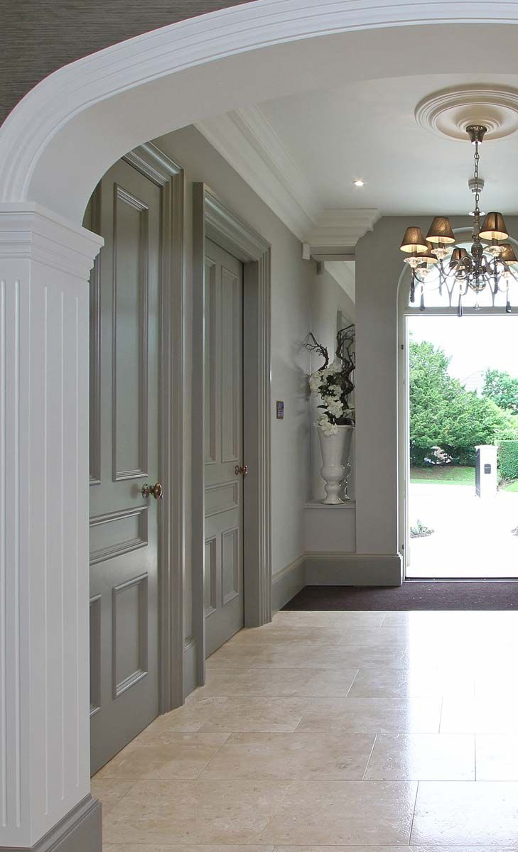 Internal Door Collections Hayburn Amp Co Doors Peinture Interieur
