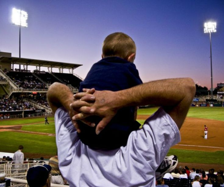 How To Raise A Baseball Fan Who Roots For The Right Team (Meaning Yours)