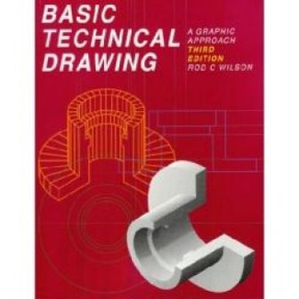 Introducing Basic Technical Drawing Student Edition and Example - http://technicaldrawing.net/introducing-basic-technical-drawing-student-edition-and-example/