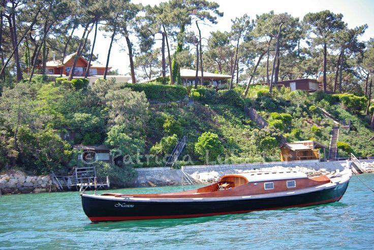 La Pinasse, embarcation typique du Bassin