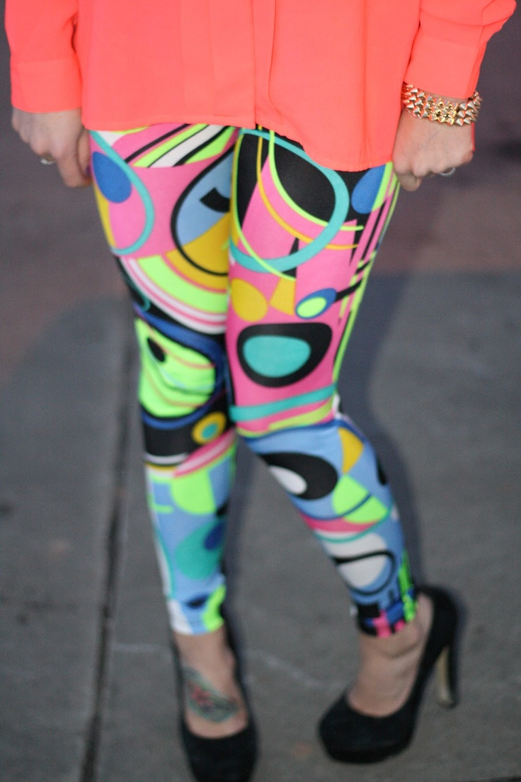 17 Best Images About Leggings On Pinterest Cyberpunk