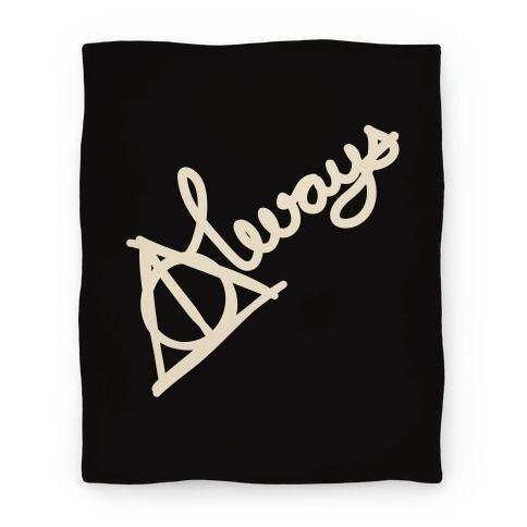 Hallows+Always+Blanket