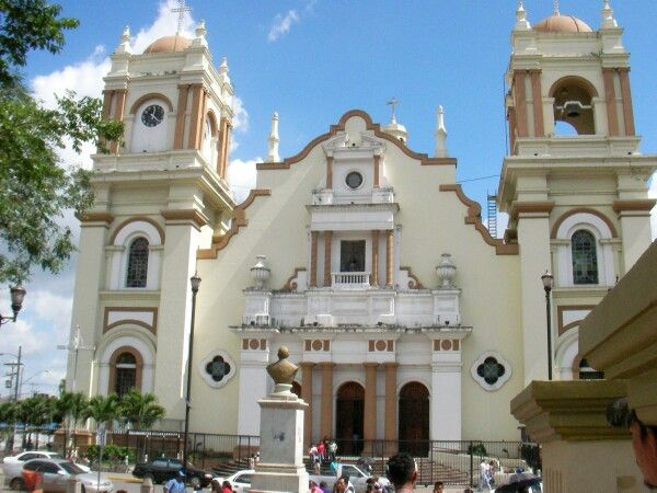 san pedro sula honduras | Cathedral Sanpedrana in San Pedro Sula, Honduras, photo by jerry