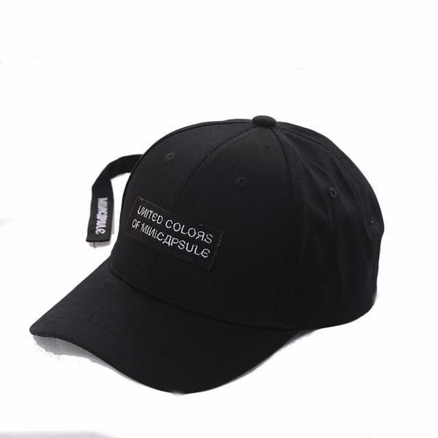 Surblue Women's Baseball caps Summer Sun hat for Women Men Solid Hoop hip hop brand designer Dad Hats adult Cotton Snapback hat
