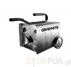 SPAWARKA TRANSFORMATOROWA 230/400V https://www.stukpuk.pl/elektronarzedzia/spawarki-i-akcesoria/spawarki/spawarka-transformatorowa-230-400v-60-250a-graphite-56h804.html