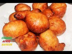 Beignets Africains fondant et moelleux..je vous propose une recette simple facile rapide et délicieuse. Visitez mon Blog de Cuisine: http://cuisineafr...