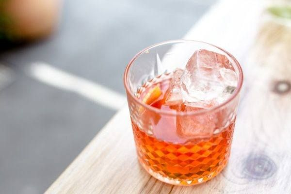 How to use apple cider vinegar and kombucha to make the perfect whiskey cocktail