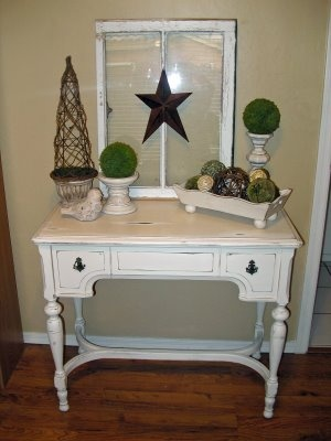 Best Entry Table Decor Images On Pinterest Console Tables