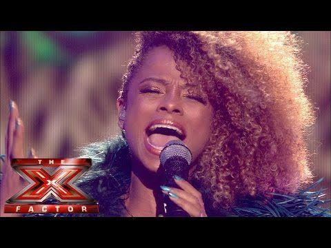Fleur East sings Alicia Keys' If I Ain't Got You | Live Week 8 | The X Factor UK 2014 - YouTube