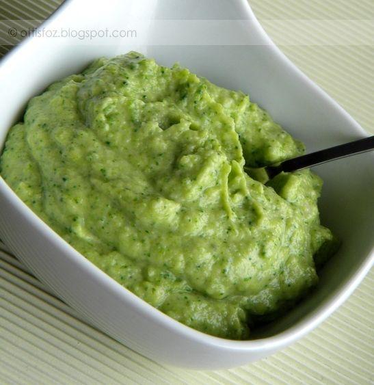 Majonézes brokkoli krém   Ottis főz