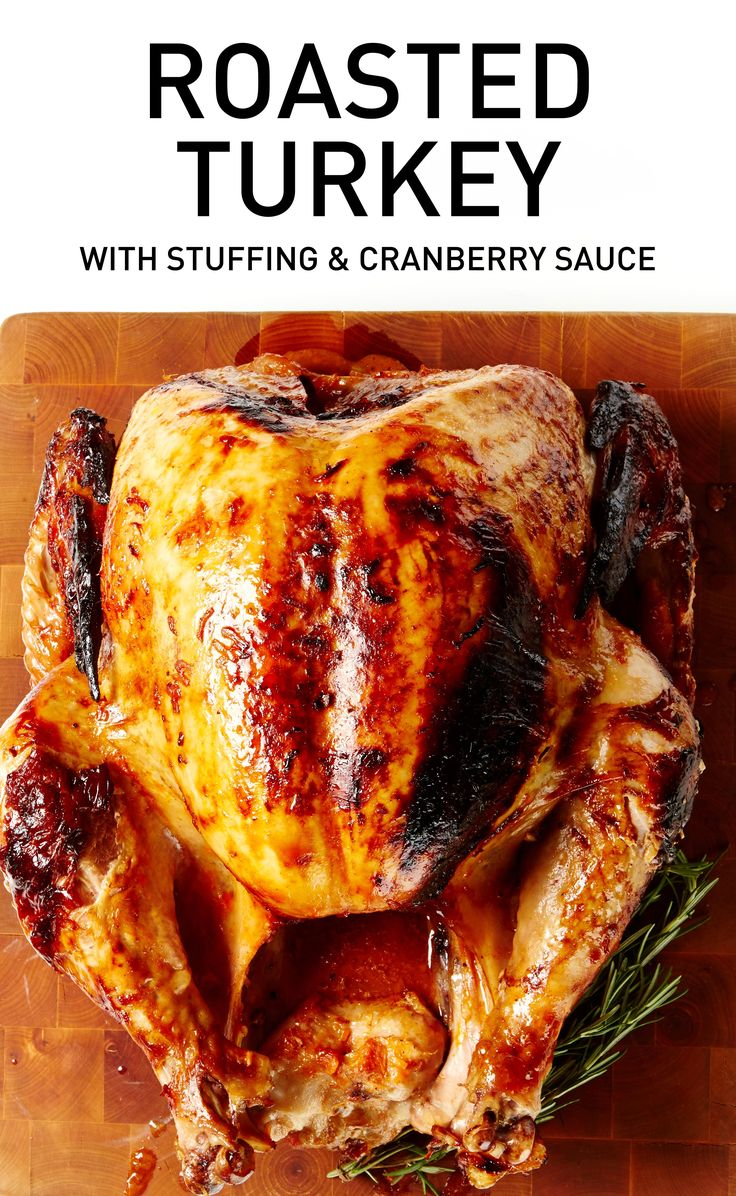 Ready for the most terrific turkey recipe? You've got it because this recipe will not only help you serve up the juiciest and tastiest turkey, but also the fastest (cooked in under 2 hours) feast! #BiteMeMore #turkey #recipes