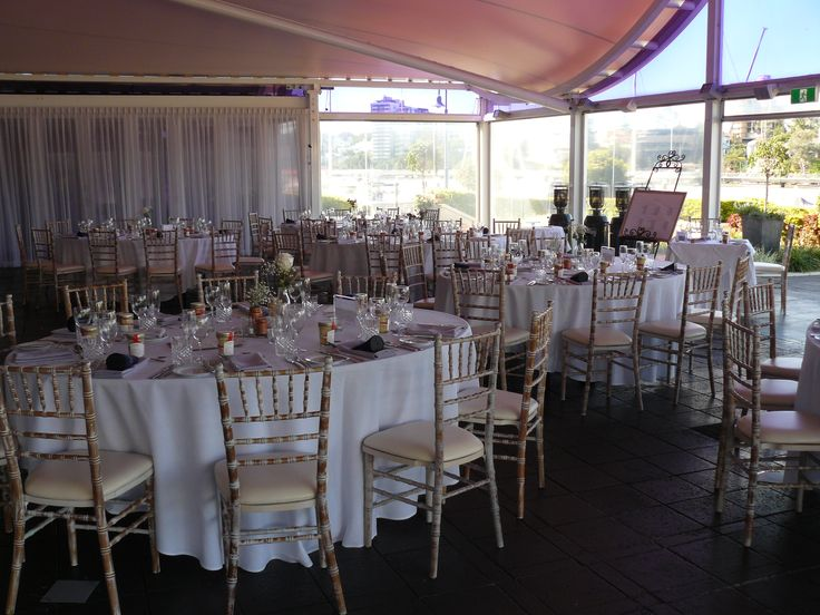 The Landing at Dockside Weddings Brisbane Celebrant Neal Foster The Marriage Celebrant performs weddings here.