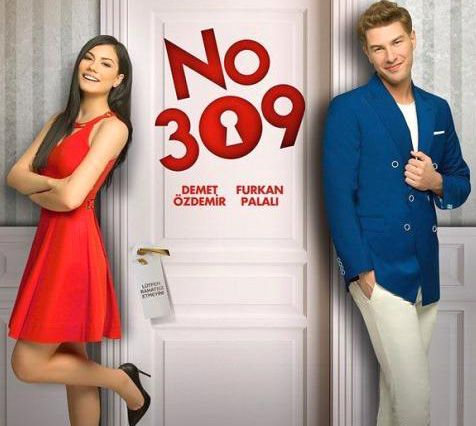 Room Number: 309 (No: 309)