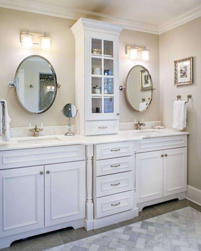 40+ Bathroom cabinet tower ideas inspiration