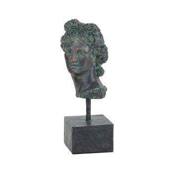 Figura Busto Romano