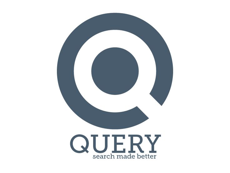 Query Logo by Shane Rielly