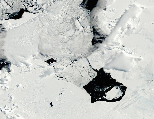 Via NY Times: computer program, which accurately modeled past sea levels for the first time, predicts up to three feet of sea level rise from Antarctica by 2100.