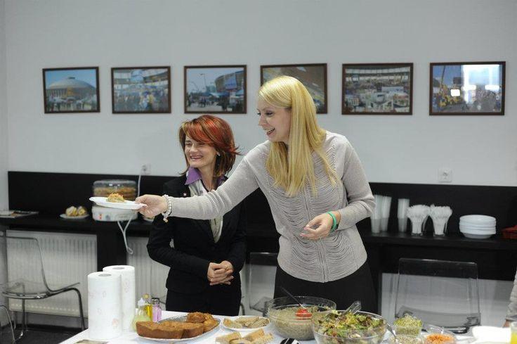 Hrana desteapta pentru copii sanatosi, Bucuresti