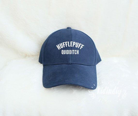 Hufflepuff Quidditch Baseball Caps Harry Potter Hat Hufflepuff Caps Hogwarts Hats  Unisex Baseball cap by kidindiy on Etsy https://www.etsy.com/listing/464697729/hufflepuff-quidditch-baseball-caps-harry