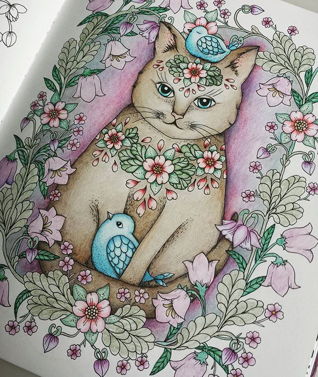 467 Best Colored Book Pages Ideas Images On Pinterest