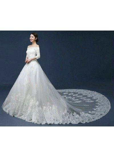 8 best ball gown wedding dress images on Pinterest | Ball gowns ...