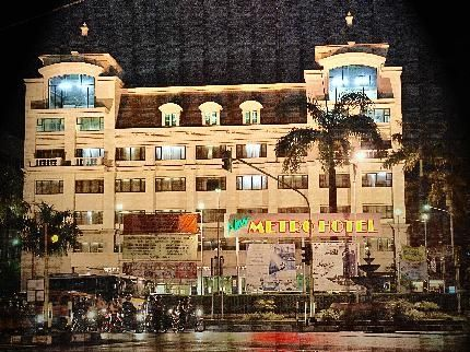 New Metro Hotel Semarang Laterooms