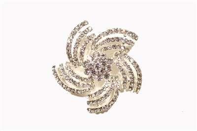 Wholesale Crystal Rhinestone Brooches | Sew-on & Hotfix Brooches