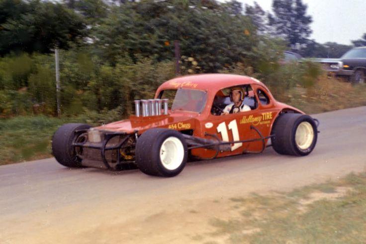 Dirt Track Race Cars: Vintage Dirt Track Car Racing