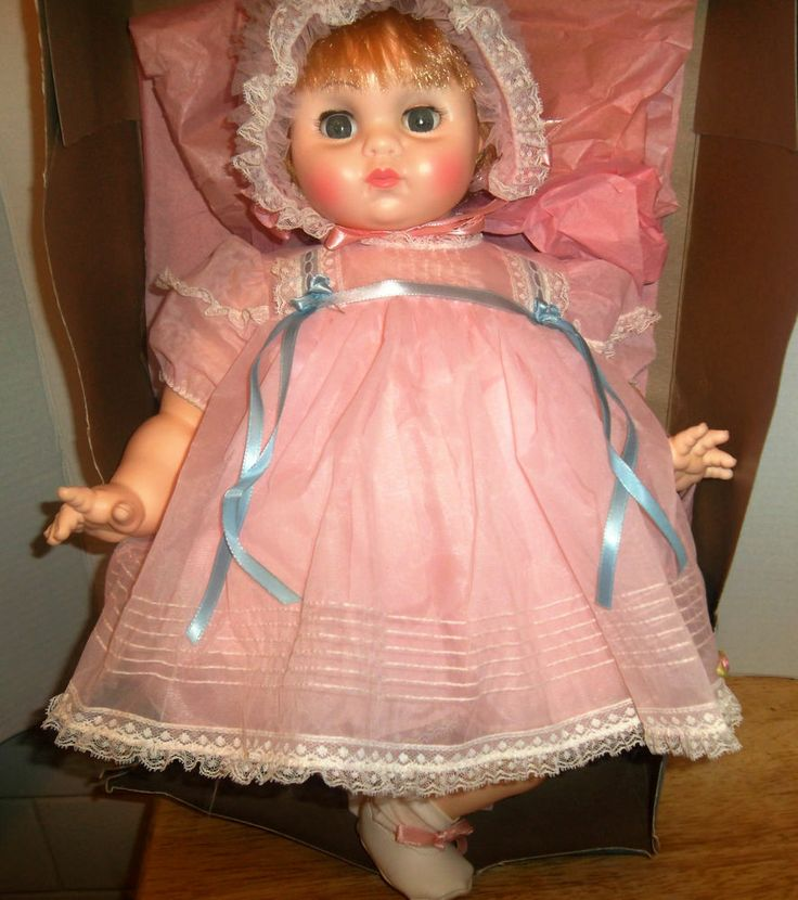 Madame Alexander Mary Mine 19 Quot Doll 6450 Tagged Pink