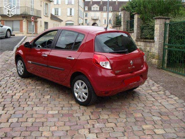 Renault clio iii 1.5 dci 85 Exception