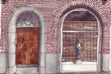 Ulf Eriksson Violins | String Instruments & more | Copenhagen, Denmark