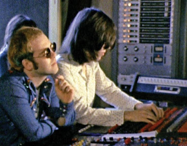 Elton John: 'Goodbye Yellow Brick Road'