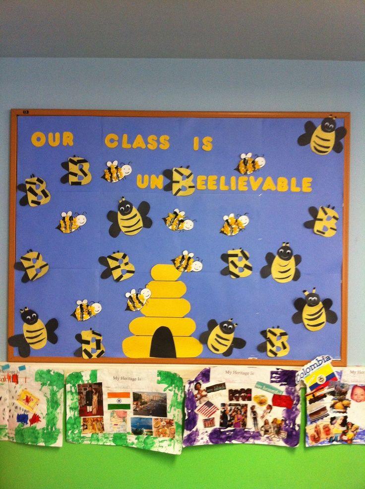 Best 25 Bee Bulletin Boards Ideas On Pinterest