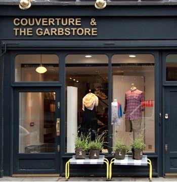 Couverture & the Garbstore | London