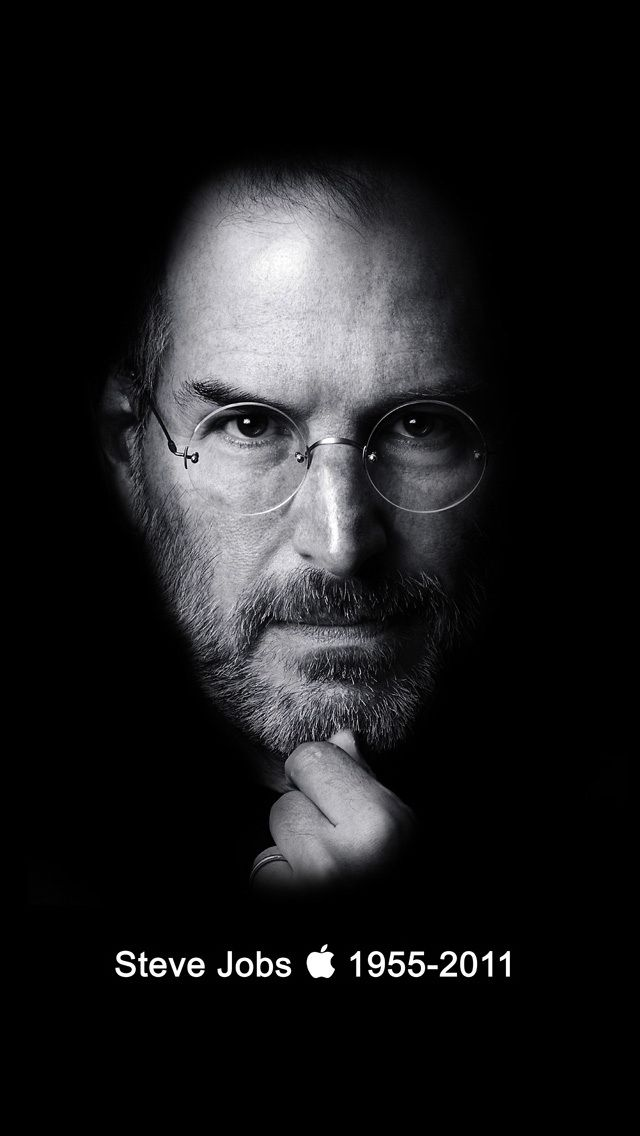 Steve Jobs Wallpaper For Iphone